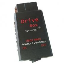 Drive Box ( OBD2 IMMO Deactivator & Activator )