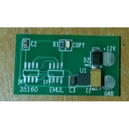 Copier for emu-35160Wx, 35128Wx (soldering)