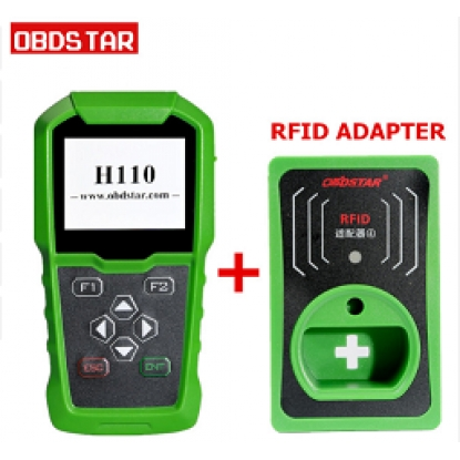 OBDSTAR H110 VAG I+C for MQB VAG IMMO+KM Tool Support NEC+24C64 and VAG 4th 5th IMMO for VW/Audi/SKODA/SEAT with RFID ADAPTER