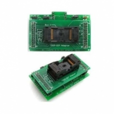 TSOP48 8/16 bit adapter for Willem Programmer