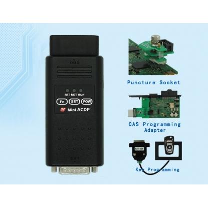 BMW ACDP CAS1-4+/FEM/BDC / ISN / Reset Mileage