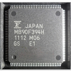 Chip MB90F394H FUJITSU QFP120