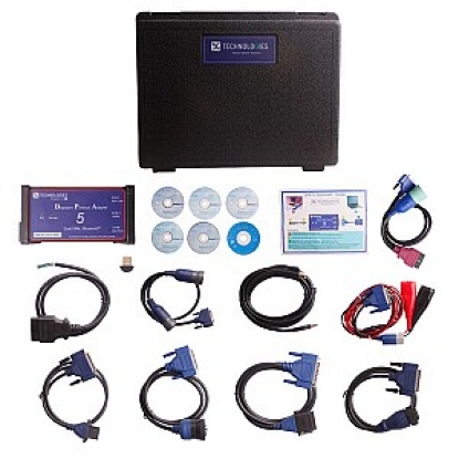 DPA5 Dearborn Protocol Adapter 5 Heavy Duty Truck Scanner with Bluetooth