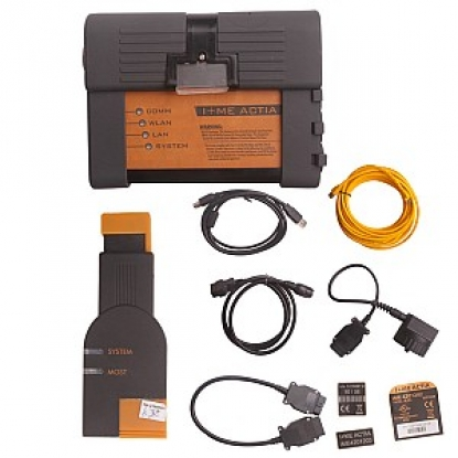 New BMW ICOM A2+B+C Diagnostic Programming Tool WI-FI