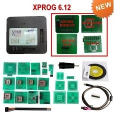 Xprog 6.12 ELDB V6.12 XPELDB V6.12 more functions than old version